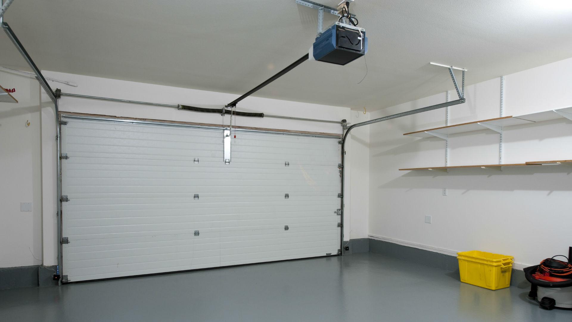 Vloerverf voor je garage