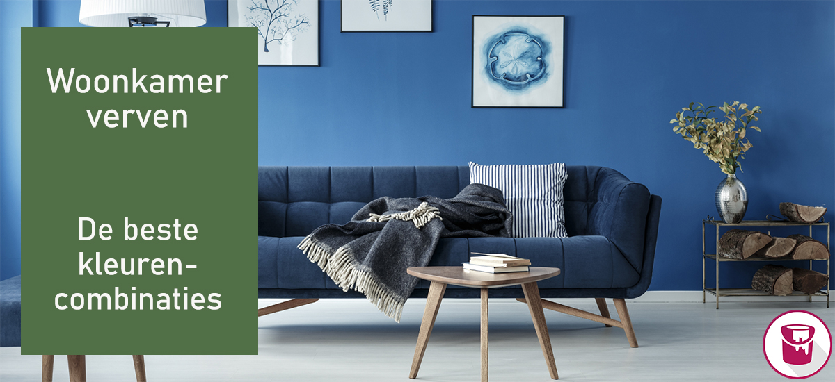 De beste kleurencombinaties verf voor de woonkamer