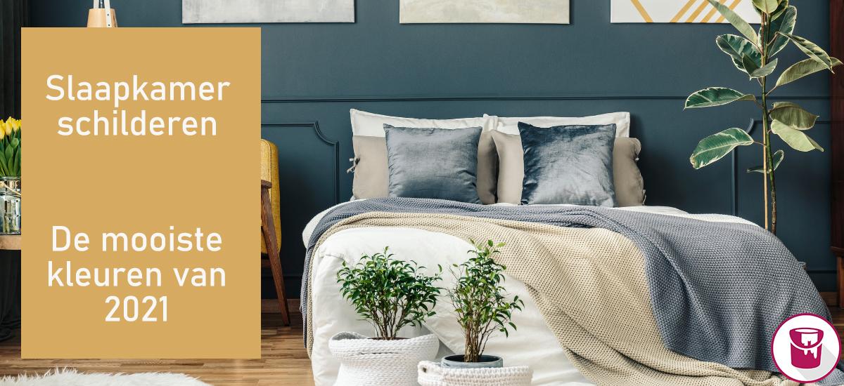 De mooiste slaapkamer kleuren van 2021