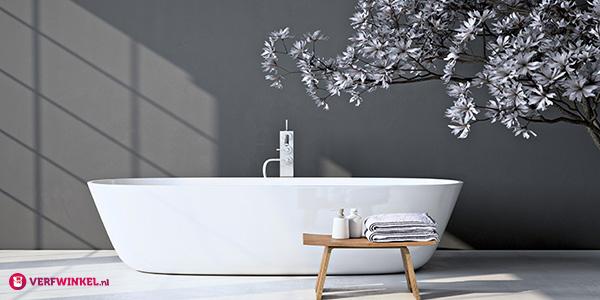 Je badkamer verven? Hier moet je op letten