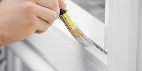 Buitenkozijnen schilderen