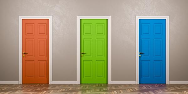 Hoe schilder je een deur?