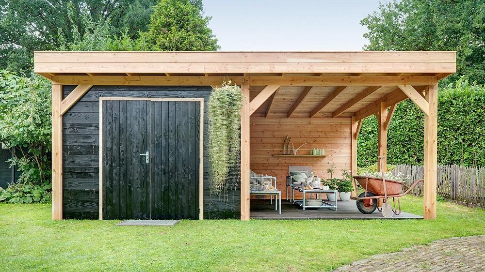 4 trends voor je tuinhuis