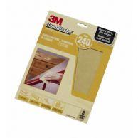 3M Sandblaster - Mixpack Geel - P180/P240/P320