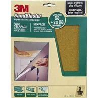 3M Sandblaster - Mixpack Groen - P60/P80