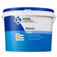 Sigma Kwarts Mat - Lichte Kleuren