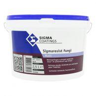 Sigma Sigmaresist Fungi Matt - Schimmelbestendige Muurverf