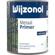 Wijzonol Metaal Primer - Wit & Grijs