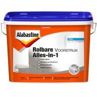 Alabastine Rolbare Voorstrijk Alles in 1