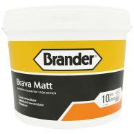 Brander Brava Matt - Lichte Kleuren