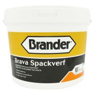 Brander Brava Spackverf - Lichte Kleuren