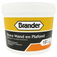 Brander Brava Wand en Plafond - Lichte Kleuren