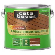 Cetabever Natuurlijk Effect Vlonder & Terras Beits - 2,5 Liter