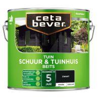 Cetabever Tuinbeits Schuur & Tuinhuis - Dekkend 2,5 Liter