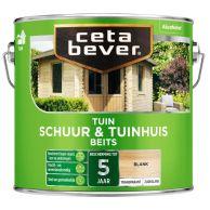 Cetabever Tuinbeits Schuur & Tuinhuis Transparant - 2,5 Liter