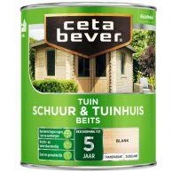 Cetabever Tuinbeits Schuur & Tuinhuis Transparant - 750 ml