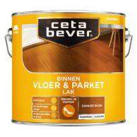 Cetabever Vloer- & Parket Lak Transparant - 2,5 Liter