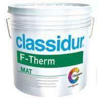 Classidur F-Therm Mat Muurverf - Wit