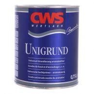 CWS Unigrund Bunt Multiprimer - Zwart