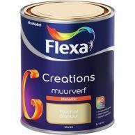 Flexa Creations Muurverf Metallic - Standaard Kleuren