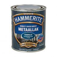 Hammerite Hamerslag H128 Donkerblauw