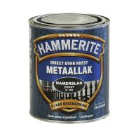 Hammerite Hamerslag H160 Zwart