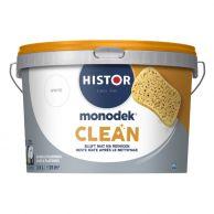 Histor Monodek Clean - Muurverf - White