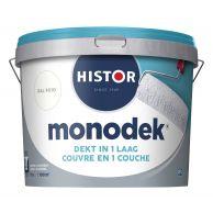 Histor Monodek Muurverf - Ral 9010