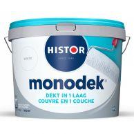 Histor Monodek Muurverf - White