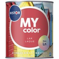 Histor MY Color Lak - Zijdeglans