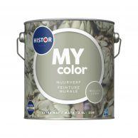 Histor MY Color Muurverf Extra Mat - Boulder Lichen