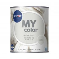 Histor MY Color Muurverf Extra Mat - Candle Smoke