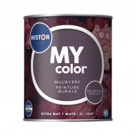 Histor MY Color Muurverf Extra Mat - Enchanting Eggplant