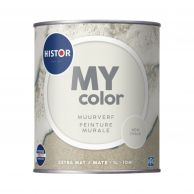 Histor MY Color Muurverf Extra Mat - New Chalk