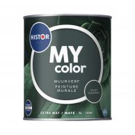 Histor MY Color Muurverf Extra Mat - Quiet Clearing