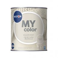 Histor MY Color Muurverf Extra Mat - Singing Sand