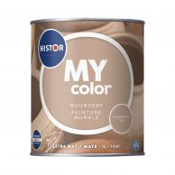 Histor MY Color Muurverf Extra Mat - Sombrero Tan