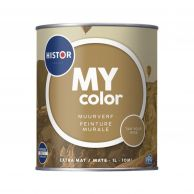 Histor MY Color Muurverf Extra Mat - Tan Your Hide
