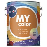 Histor MY Color Muurverf - Extra Mat