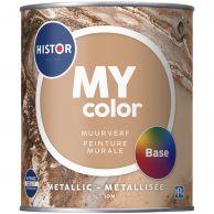 Histor My Color Muurverf - Metallic