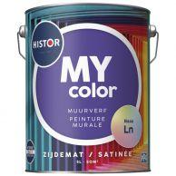 Histor MY Color Muurverf - Zijdemat