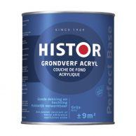 Histor Perfect Base Grondverf Acryl - Grijs