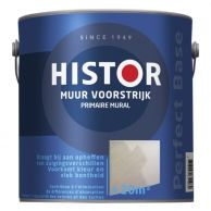 Histor Perfect Base Muurvoorstrijk - Transparant