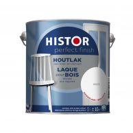 Histor Perfect Finish Houtlak Hoogglans - White