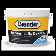 Brander Isofix - Dekkend