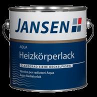 Jansen Aqua Radiatorlak - Zijdeglans