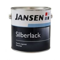 Jansen Zilverlak - RAL 9007