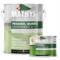 Mathys Pegasol Quartz 2K - Donkergrijs