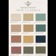 Painting the Past Kleurenkaart - New Classics