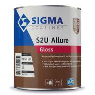 Ral 9016 - Sigma S2U Allure Gloss